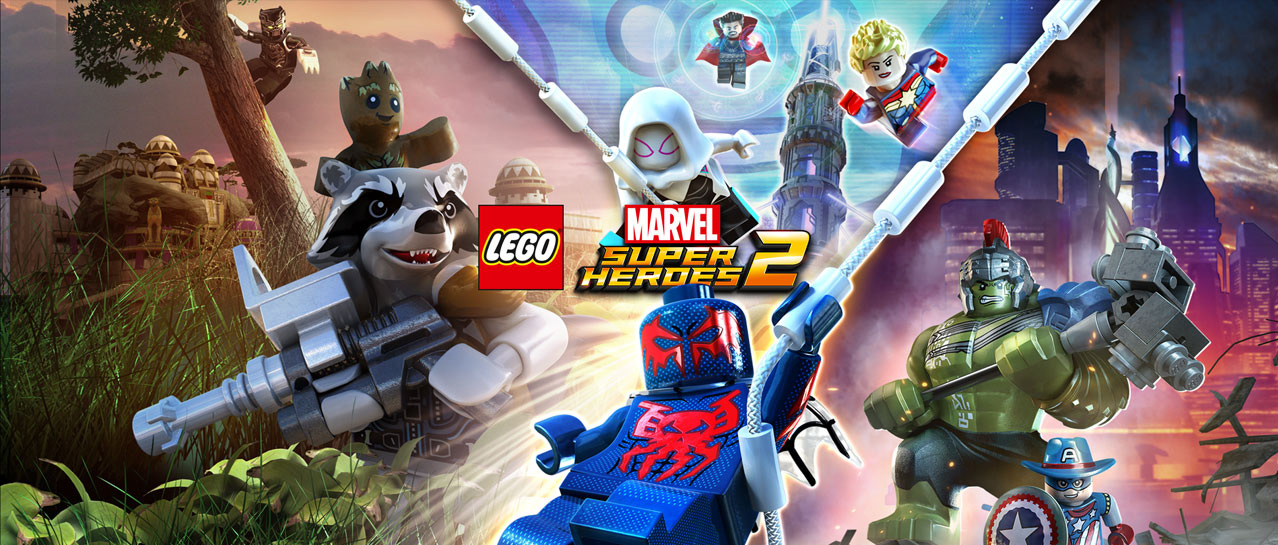 View more info on LEGO Worlds